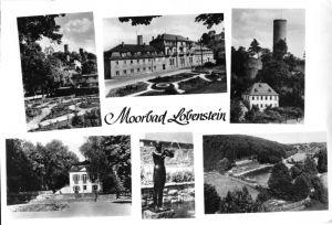 Ansichtskarte, Lobenstein Thür., sechs Abb., 1961