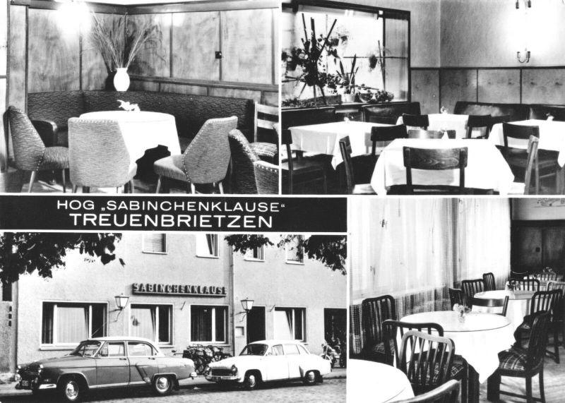 Ansichtskarte, Treuenbrietzen, HOG