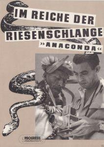 Progress Filmillustrierte, Im Reiche der Riesenschlange
