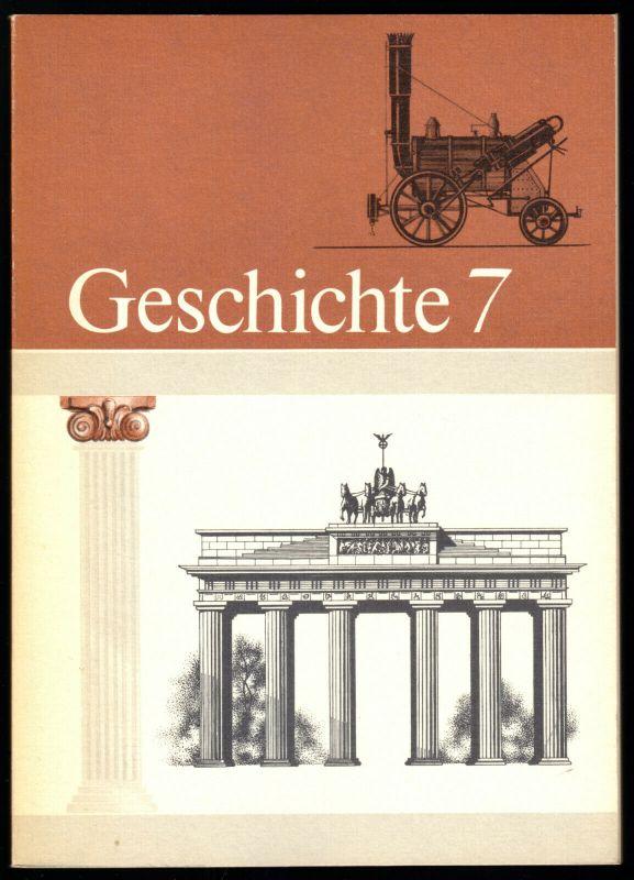 Schulbuch der DDR, Geschichte 7. Lehrbuch für Klasse 7, 1985