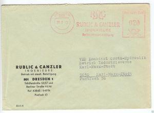 AFS, Rublic & Canzler Ingenieure, o Dresden, 801, 26.3.71
