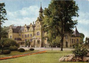 Ansichtskarte, Bad Schmiedeberg Dübener Heide, FDGB-Kurhaus, 1963