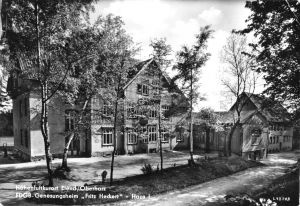 Ansichtskarte, Elend Oberharz, FDGB-Heim