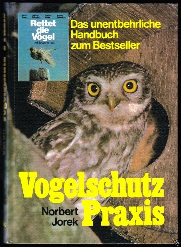 Jorek, Norbert; Vogelschutz-Praxis, 1980