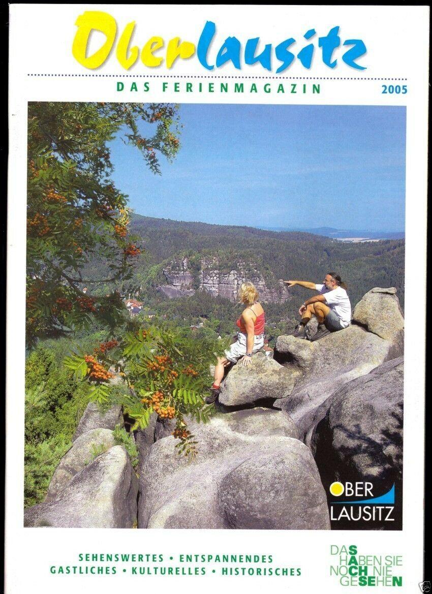 Oberlausitz - Das Ferienmagazin, 2005