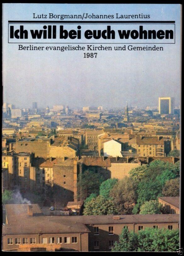 Berliner Ev. Kirchen und Gemeinden 1987
