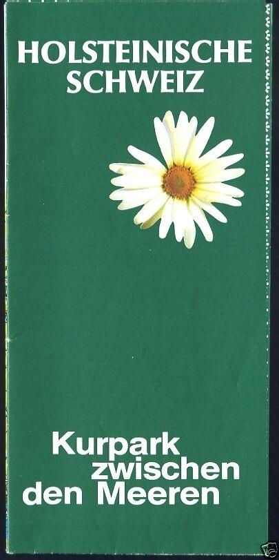 Prospekt, Holsteinische Schweiz, ca. 1979