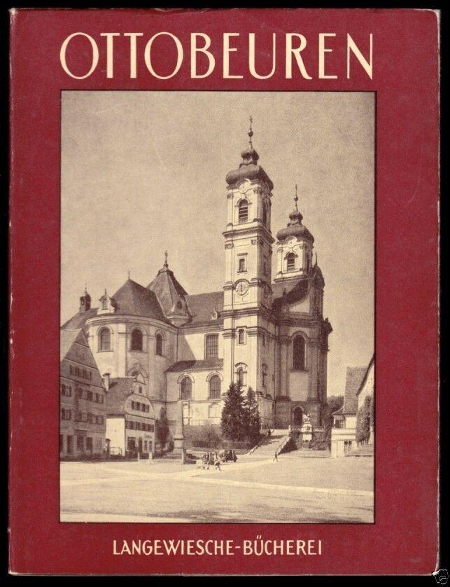 Langewiesche-Bücherei, Kloster Ottobeuren, 1957