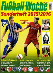 Fußball-Woche, Sonderheft 2015/2016