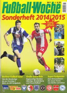 Fußball-Woche, Sonderheft 2014/2015