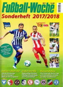 Fußball-Woche, Sonderheft 2017/2018