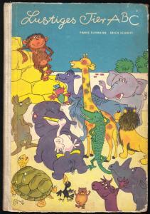 Fühmann, Franz; Schmitt, Erich; Lustiges Tier-ABC, 1962