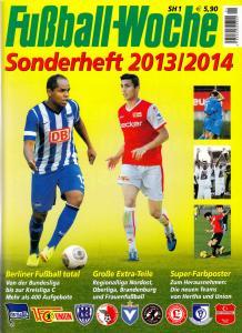 Fußball-Woche, Sonderheft 2013/2014
