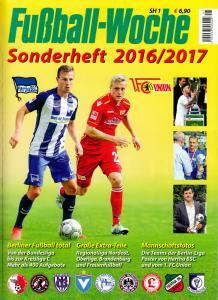 Fußball-Woche, Sonderheft 2016/2017