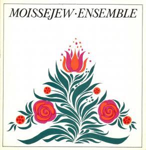 Veranstaltungsprogramm, Moissejew-Ensemble, 1967