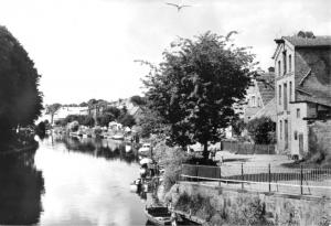 Ansichtskarte, Plau Kr. Lübz, Partie an der Elde, 1978