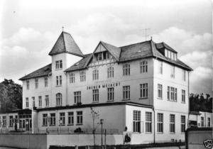 Ansichtskarte, Ostseebad Kühlungsborn, FDGB-Heim