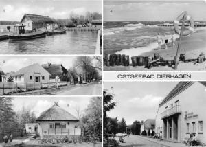 Ansichtskarte, Ostseebad Dierhagen, fünf Abb., 1978