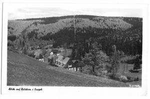 Ansichtskarte, Holzhau Erzgeb., Teilansicht 1, 1954