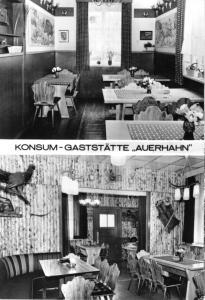 Ansichtskarte, Rohrbach Kr. Rudolstadt, Gastst.