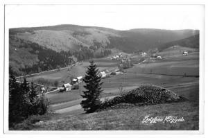Ansichtskarte, Holzhau Erzgeb., Teilansicht 2, 1954