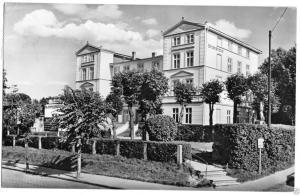 Ansichtskarte, Ostseebad Göhren Rügen, Strandhotel, 1962