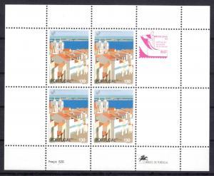 Kleinbogen, Michel Nr. Portugal, 1967 ** (4), 1993