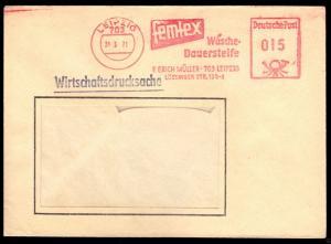 AFS, Fa. Femtex, F. Erich Müller, 703 Leipzig, o Leipzig, 703, 31.3.71
