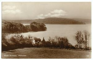Ansichtskarte, Malente-Gremsmühlen, Holst. Schweiz, Partie am  Kellersee, 1927