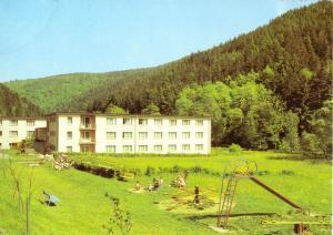 Ansichtskarte, Döschnitz Kr. Rudolstadt, Erholungsheim Sorbitzmühle, 1986