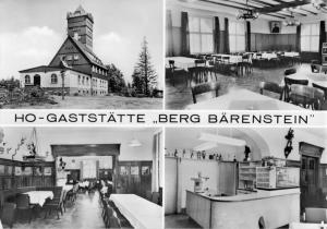 Ansichtskarte, Bärenstein Kr. Annaberg, HOG