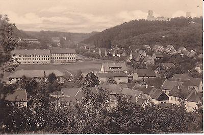 Ansichtskarte Eckardtsberga / Eckartsberga Zentralschule Eckartsburg Foto 1959