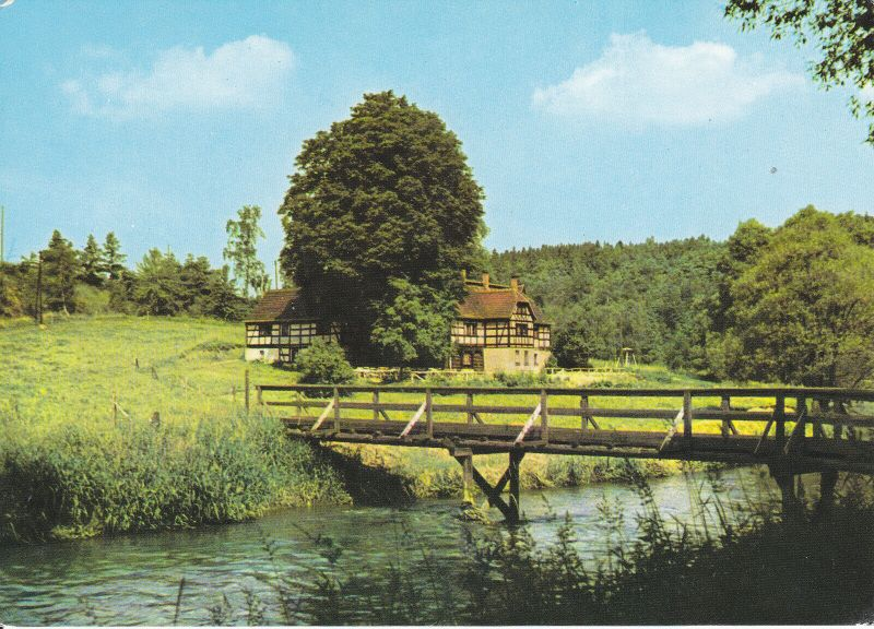 Ansichtskarte Plauen Reißig Lochbauer 1974