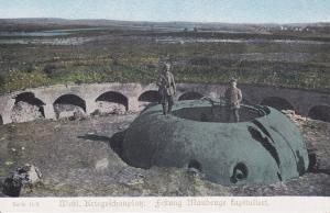 Ansichtskarte Erster Weltkrieg Frankreich Festung Maubeuge / Kriegshilfe