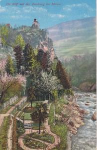 Ansichtskarte Meran / Merano Gilf Zenoburg 1910