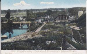 Ansichtskarte Erster Weltkrieg Festung Ossowiec / Osowiec Kehlgraben / Kriegshilfe