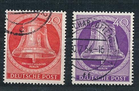 Berlin  Nr. 103+5    o/used  (f8997   ) siehe scan  !