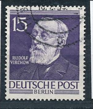 Berlin  Nr. 96   o/used  (f 9000   ) siehe scan  !