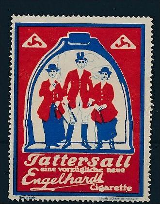 Vignetten/Cinderalla -Werbung... - Zigaretten   1  Stück    ( u 5088  ) siehe scan  !