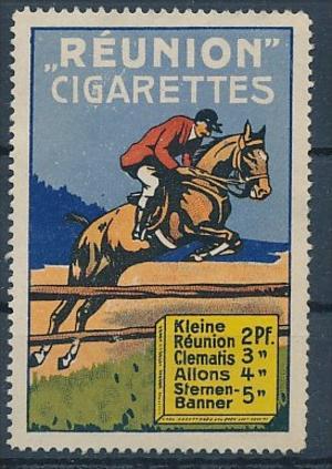 Vignetten/Cinderalla -Werbung... - Zigaretten   1  Stück    ( u 5090  ) siehe scan  !