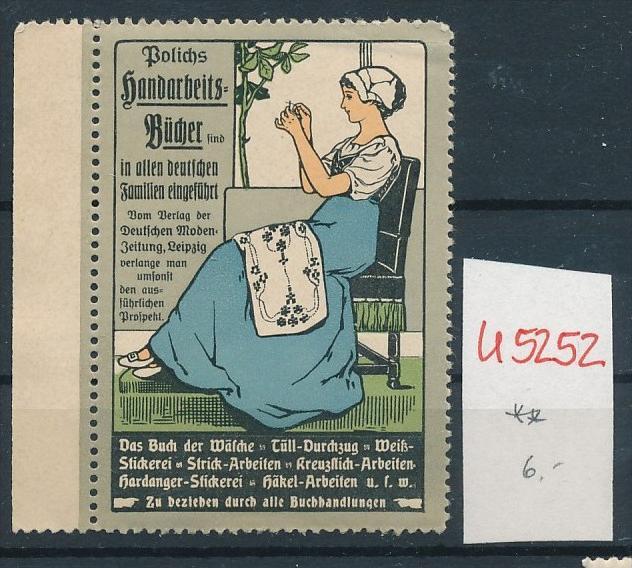 Handarbeitsbücher   - Vignette        (u5252  ) siehe Bild