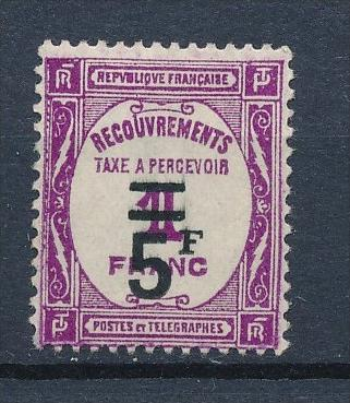 Frankreich Nr Porto 63 F8259 Siehe Scan Nr 282109021