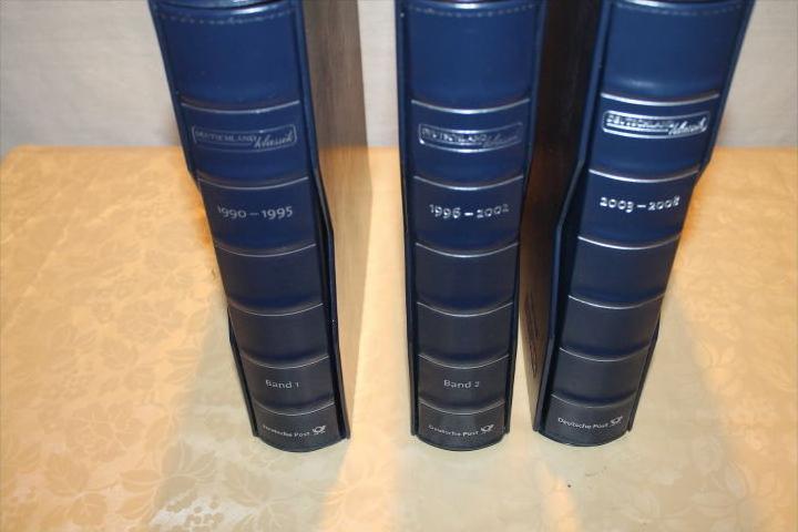 (532) 3 Luxusalben Leuchtturm/D.-Post