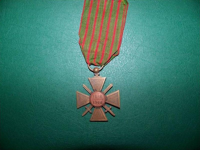 Frankreich Orden  1918      (x466 )orginal siehe Bild