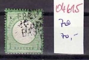 D-Reich Nr. 7    o ( o4615   ) siehe scan