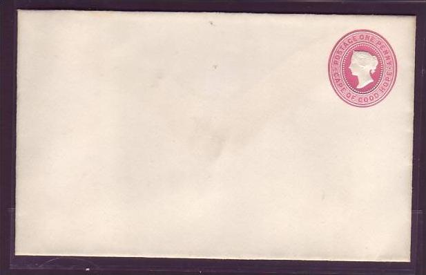 Kap d.Guten Hoffnung    uralte Ganzsache  (da1881 ) siehe scan
