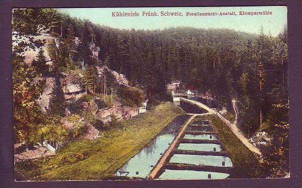 Alte Postkarte   Kühlenfels  (da1472   ) siehe scan