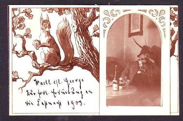 Alte Postkarte  Gingen laut Stempel (da1518  ) siehe scan