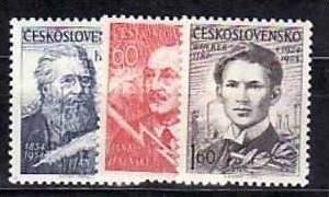 Ceskoslovensko Nr. 831-3  ** (v5933  ) siehe scan