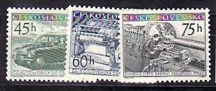 Ceskoslovensko Nr. 899-01   ** (v5932  ) siehe scan